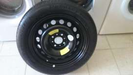 Rueda Completa R 16 Michelin Primacy Hp