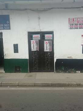 CASA PARA NEGOCIO/CENTRO/PIEDECUESTA