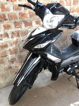 Vendo moto jettor 110 semiautomatica