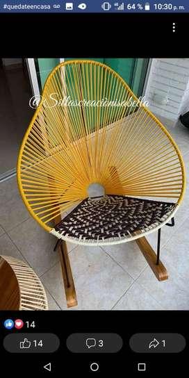 Fabricacion y reparacion de toda clase de sillas