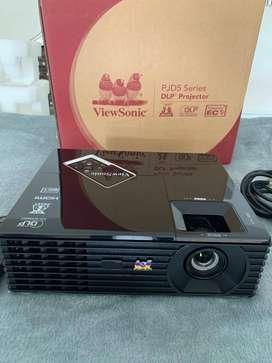 Proyector DLP ViewSonic PJD5134 video beam 3000 ANSI HDMI 1080p 3D Con Control Remoto