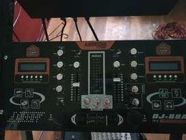 Mixer para dj