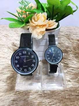 Relojes para hombre y mujer.