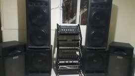 Equipo de sonido individual