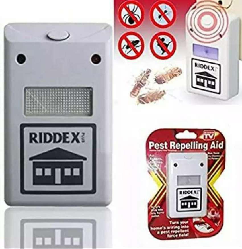 Repelente de insectos y roedores Ridex 0
