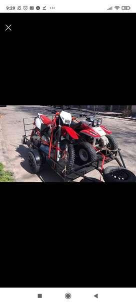 Trailer motos y cuatriciclos