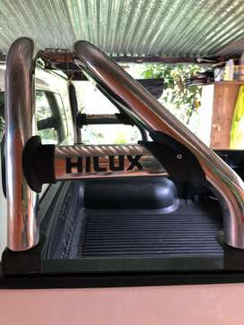 Roll bar (Antivuelco)