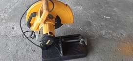 Máquina para cortar fierro