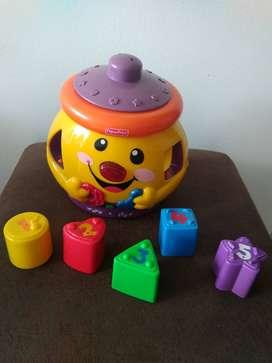 Vendo lote de juguetes Fisher price