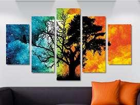 Cuadro Decorativo árbol de la vida
