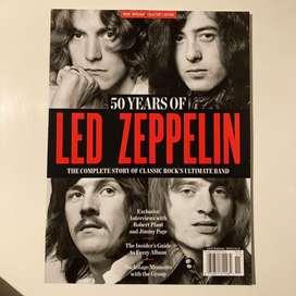 Revista Led Zeppelin nueva