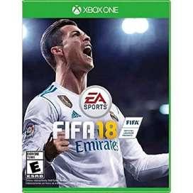 FIFA 18 (Excelente estado)