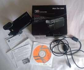 Video Camara LG cinema 3 D wifi IC330