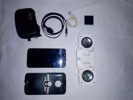 iPod y moto e4 plus