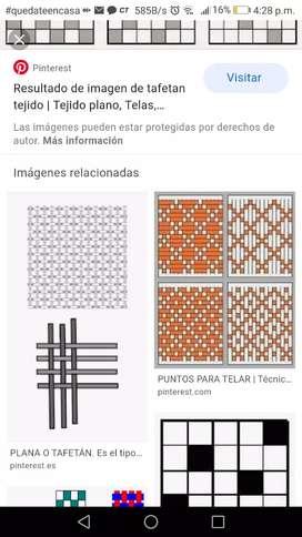Curso de merciologia y diseño textil