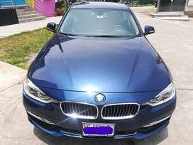 BMW 318i Luxury. Año 2017