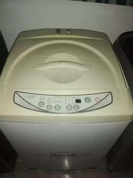 Lavadora haceb de 30 libras