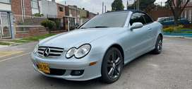 Vendo O Permuto Mercedes Benz clk350 convertible mod 2006