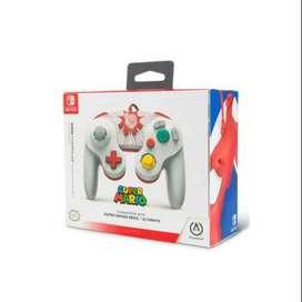 Control Nintendo Switch - GameCubeStyle - Super Mario