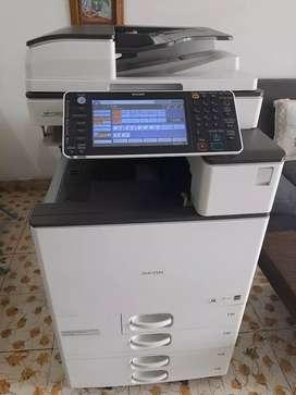 Fotocopiadora Ricoh laser digital