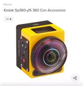 Cámara Kodak SP 360