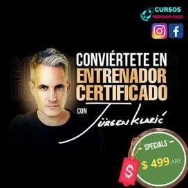 Certificado Para Entrenadores En Neuroventas Jurgen Klaric