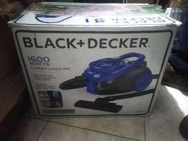 Aspiradora black decker
