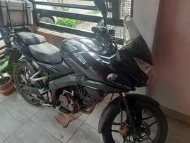 Se vende moto pulsar AS 150 Bonita