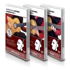 Curso de Guitarra Flamenca en DVD