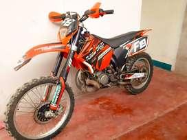 KTM EXC 200 2006 DE OCASION TARAPOTO