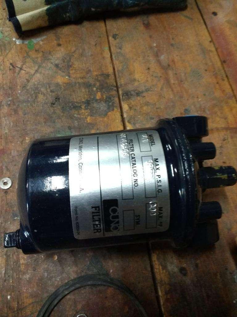 Filtro Gas Oil 0