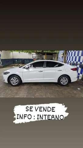 Vendo carro automático Hyundai