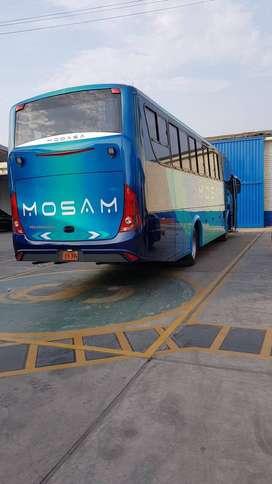 Alquilo buses para transporte de personal