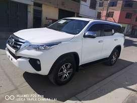 Se vende Toyota fortuner nueva