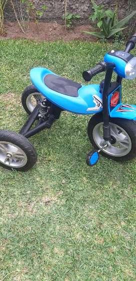 Triciclo para niño