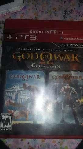 Juego de PS3 god of dar dos modos de juego
