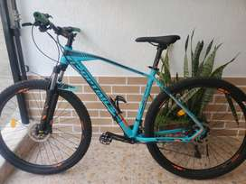 Venta de bicicleta optimus tucana