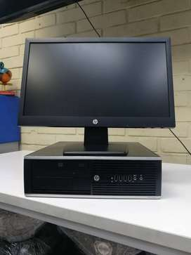 COMPUTADORAS HP INTEL CORE I5 8GB RAM 2GB VIDEO 500GB HDD MONITOR 22'' PULGADAS, PAGA AL RECIBIR, ENVIO GRATIS
