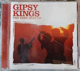 The Very Best Of Gipsy Kings (cd) Bmg 2005 Excelente