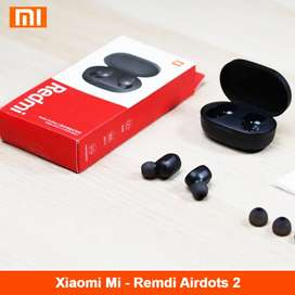 Xiaomi Redmi Airdots 2 originales + funda + cable USB