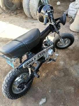 Dax 70 velorex