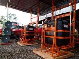 Fumigadora para 600 litros (otras 400 y 600 Hidraulica)