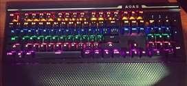 Teclado Mecánico AOAS 808