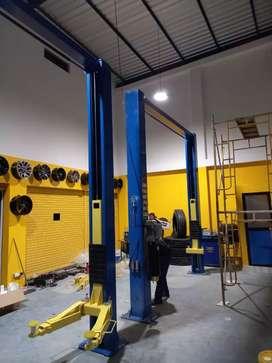 Elevador Lifter 4.5 toneladas Reforzado