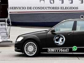 ALQUILER DE AUTOS CON CONDUCTOR VIP