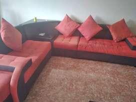 Se vende juego de muebles usado