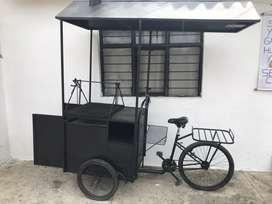 Se vende triciclo modificado