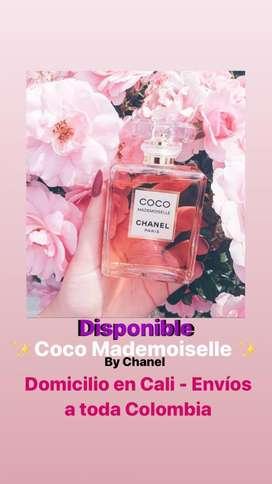 Perfume Coco Mademoiselle de Chanel segunda mano  La Selva