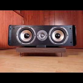 Nuevo Central polk Audio klipsch kef jbl Yamaha marantz denon sansui technics bowers B&W Bose harman pioneer boston jbl
