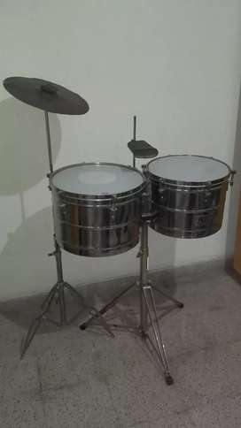 Timbal AC muy lindo